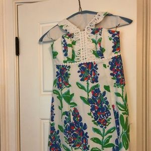 Lilly Pulitzer halter top mini dress